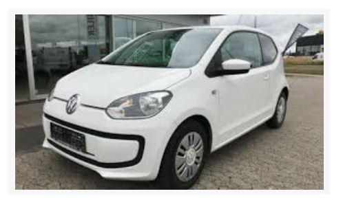 ny kobling volkswagen up vw